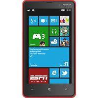Abbildung von Nokia Lumia 820