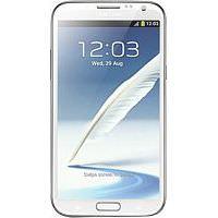 Abbildung von Samsung Galaxy Note 2 LTE (GT-N7105)