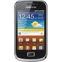Abbildung von Samsung Galaxy Mini 2 (GT-S6500)