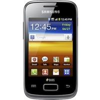 Abbildung von Samsung Galaxy Y DuoS (GT-S6102)