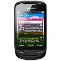 Abbildung von Samsung S3850 Corby 2