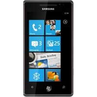 Abbildung von Samsung i8350 Omnia W