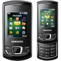 Abbildung von Samsung E2550 Monte Slider
