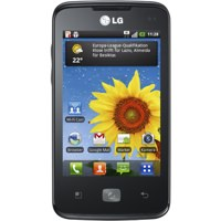 Abbildung von LG Optimus Hub (E510)