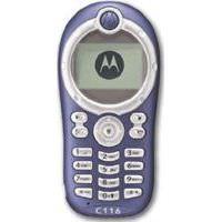 Abbildung von Motorola C116