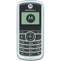 Abbildung von Motorola C118
