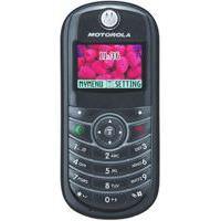Abbildung von Motorola C139
