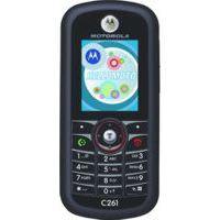 Abbildung von Motorola C261