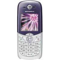 Abbildung von Motorola C650