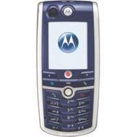 Abbildung von Motorola C980