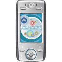 Abbildung von Motorola E680i