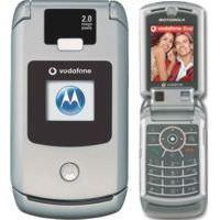 Abbildung von Motorola RAZR V3x