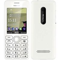 Abbildung von Nokia Asha 206