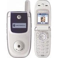 Abbildung von Motorola V220