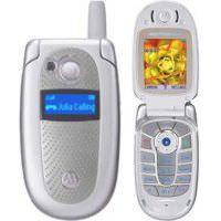 Abbildung von Motorola V500