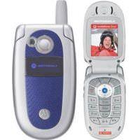 Abbildung von Motorola V525