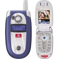 Abbildung von Motorola V550