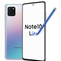 Abbildung von Samsung Galaxy Note 10 Lite (SM-N770F)