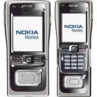 Abbildung von Nokia N91
