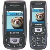 Abbildung von Samsung SGH-D500