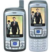 Abbildung von Samsung SGH-D710