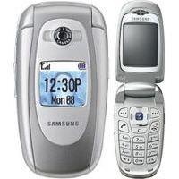 Abbildung von Samsung SGH-E620