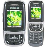 Abbildung von Samsung SGH-E630