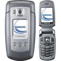 Abbildung von Samsung SGH-E770