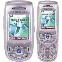 Abbildung von Samsung SGH-E800