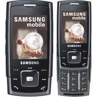 Abbildung von Samsung SGH-E900