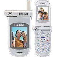 Abbildung von Samsung SGH-P400