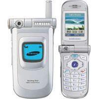 Abbildung von Samsung SGH-V200