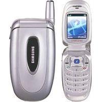 Abbildung von Samsung SGH-X450