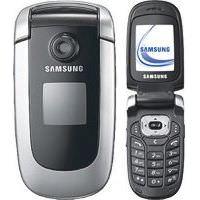 Abbildung von Samsung SGH-X660