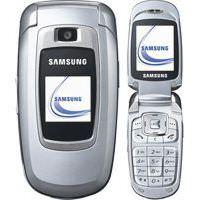 Abbildung von Samsung SGH-X670