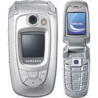 Abbildung von Samsung SGH-X800