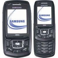 Abbildung von Samsung SGH-Z400