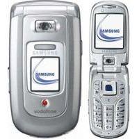 Abbildung von Samsung SGH-ZV30