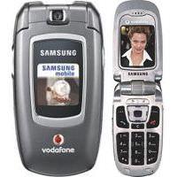 Abbildung von Samsung SGH-ZV40