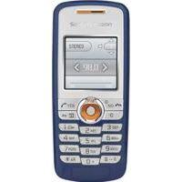 Abbildung von Sony Ericsson J230i
