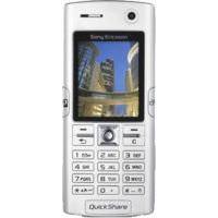 Abbildung von Sony Ericsson K608i