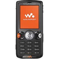 Abbildung von Sony Ericsson W810i