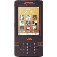 Abbildung von Sony Ericsson W950i