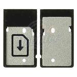 Abbildung zeigt Original SIM-Kartenhalter SIM-Einschub Tray schwarz