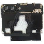 Abbildung zeigt Kamera-Cover mit Kameraglas schwarz