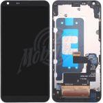 Abbildung zeigt Q6 (M700A / M700N) Display + Touchscreen -Modul mit Rahmen schwarz