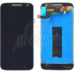 Abbildung zeigt Moto G4 Play Display + Touchscreen -Modul schwarz