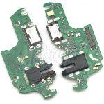 Abbildung zeigt Original Mate 30 Lite Ladeanschluß-Flex USB-C Ladestecker-Buchse