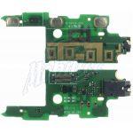 Abbildung zeigt S60 Menütasten-Flexkabel mit Mikrofon und Audiobuchse