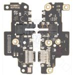 Abbildung zeigt USB Ladeanschluß Subboard +Mikrofon +Headsetbuchse